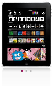 ipad-doodle-menu